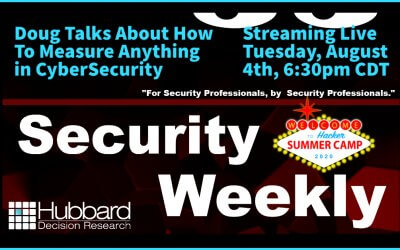 Doug is Interviewed by Business Security Weekly